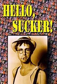 Harry Anderson's Hello Sucker Poster