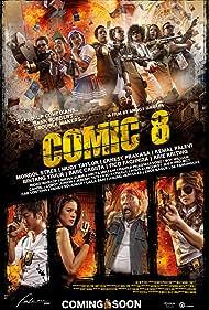 Comic 8 (2014) Poster - Movie Forum, Cast, Reviews