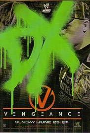 WWE Vengeance(2006) Poster - TV Show Forum, Cast, Reviews