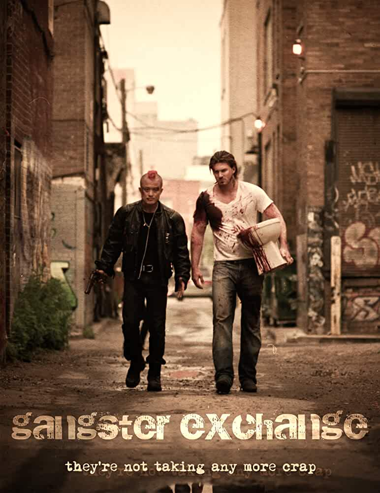 Gangster Exchange 2010 | 720p | Dual Audio Movie | BluRay | [Hindi – English] | Watch Online | Download |