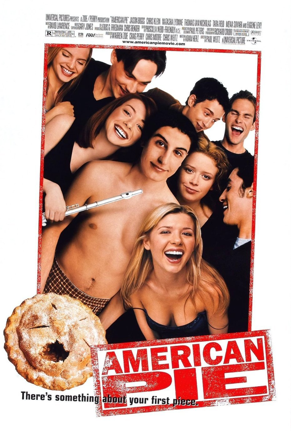 Dvd mile naked film pie american