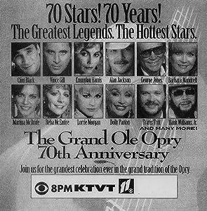 Grand Ole Opry 70th Anniversary USA