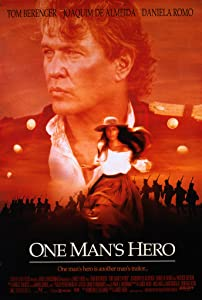 Watch high quality english movies One Man's Hero [BluRay]