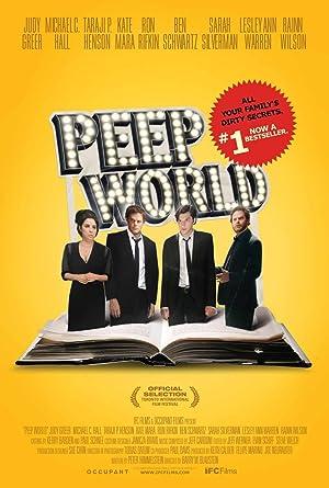 Where to stream Peep World