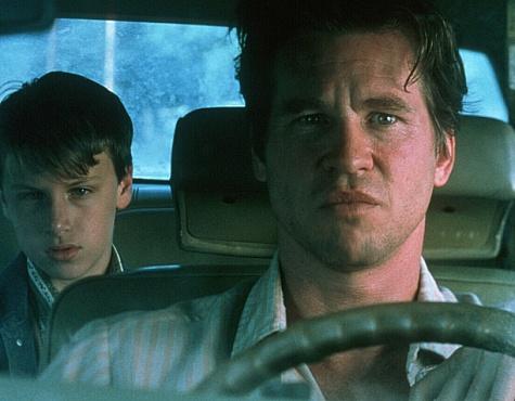 Val Kilmer and Noah Fleiss in Joe the King (1999)