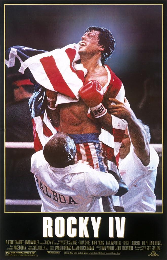 Rocky IV (1985) Hindi Dubbed