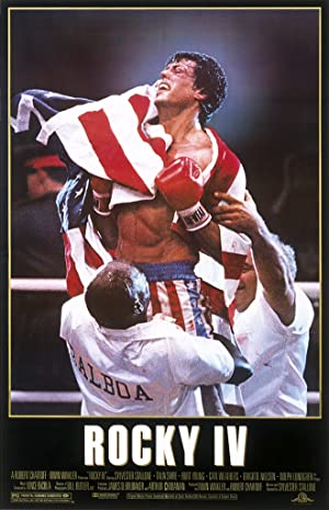 Rocky IV Poster Image