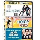 Drew Barrymore, Bridget Fonda, Hugh Grant, Jeanne Tripplehorn, James Caan, and Luke Wilson in Singles (1992)