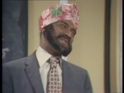 Albert Moses in Mind Your Language (1977)