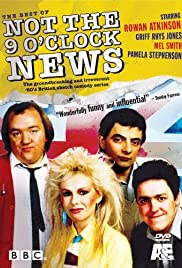Kenny Everett in Not the Nine O'Clock News Poster