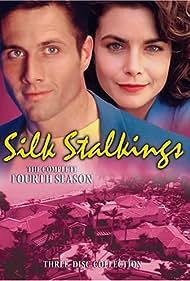 Mitzi Kapture and Rob Estes in Silk Stalkings (1991)