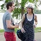 Hailee Steinfeld and Ben Platt in Pitch Perfect 2 (2015)