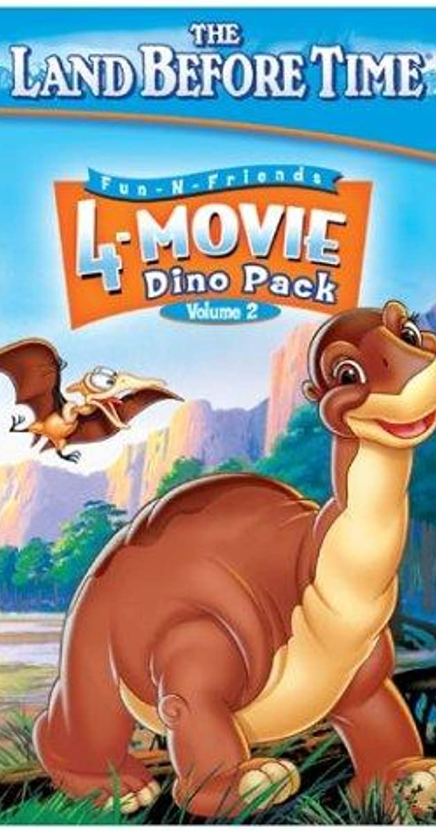 Subtitle of The Land Before Time VIII: The Big Freeze