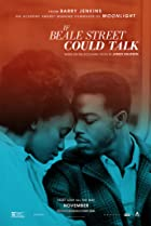 If Beale Street Could Talk (2018) Poster