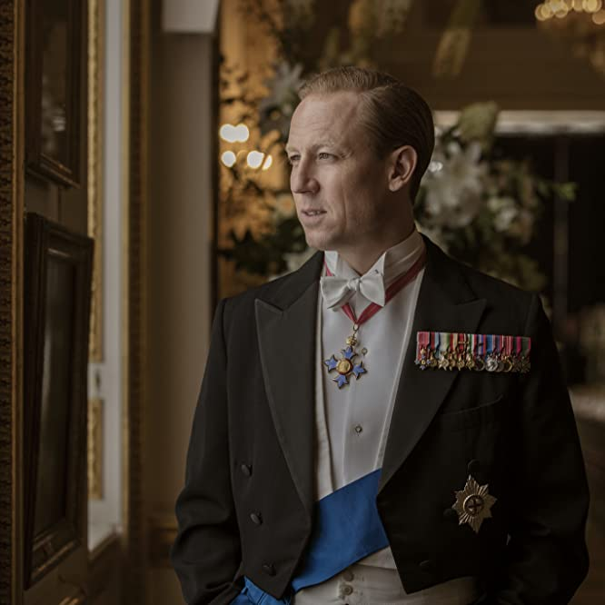 Tobias Menzies in The Crown (2016)