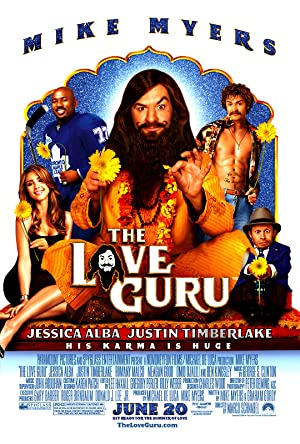 poster for The Love Guru