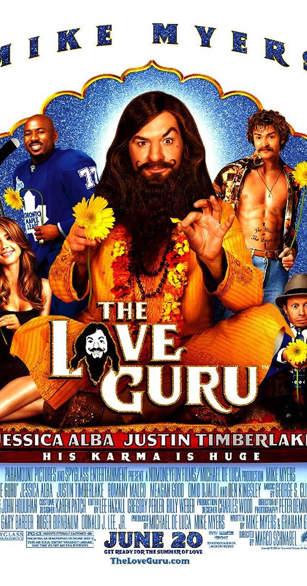 Subtitle of The Love Guru
