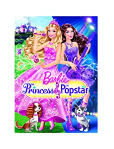 Movies direct free download Barbie: The Princess \u0026 the Popstar USA [1920x1600]