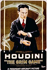 The Grim Game (1919) starring Harry Houdini on DVD on DVD