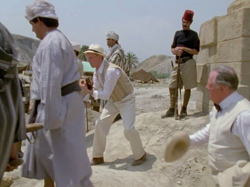 The Adventure of the Egyptian Tomb: A Hercule Poirot Short Story