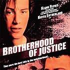 Keanu Reeves in The Brotherhood of Justice (1986)