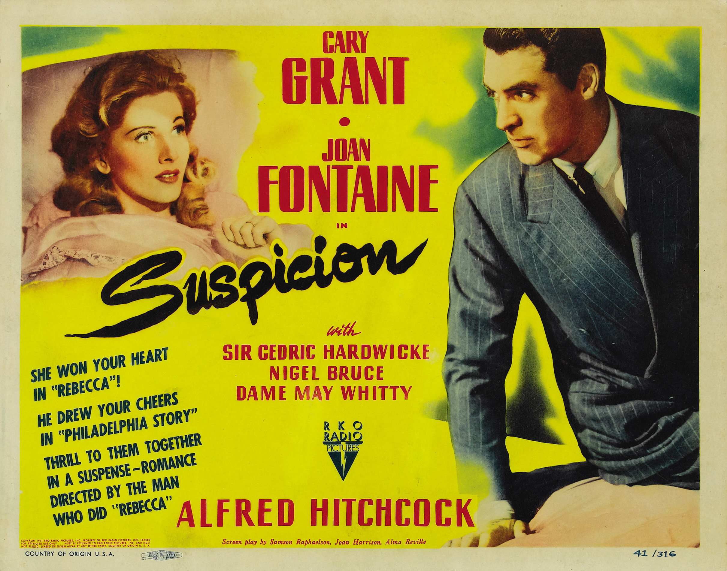 Suspicion (1941) - Photo Gallery - IMDb