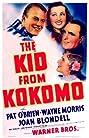 The Kid from Kokomo (1939) Poster