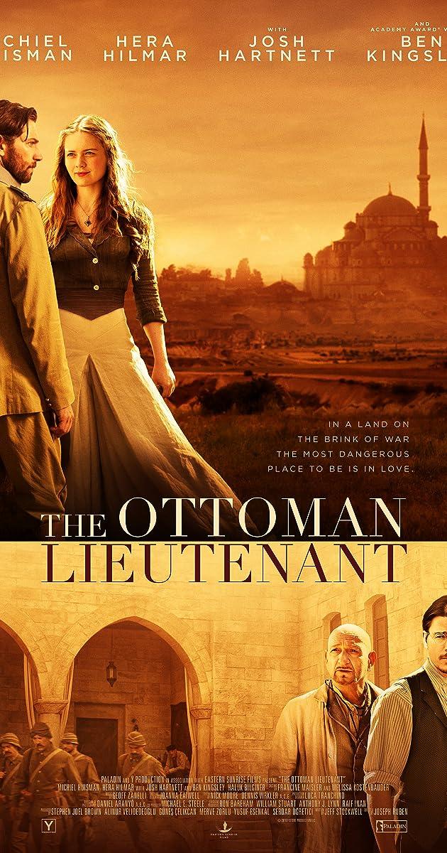 Subtitle of The Ottoman Lieutenant