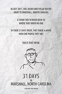 MP4 movies downloads free 31 Days in Marshall, North Carolina [hdv]
