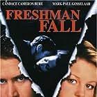 Mark-Paul Gosselaar and Candace Cameron Bure in She Cried No (1996)