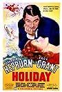 Cary Grant and Katharine Hepburn in Holiday (1938)