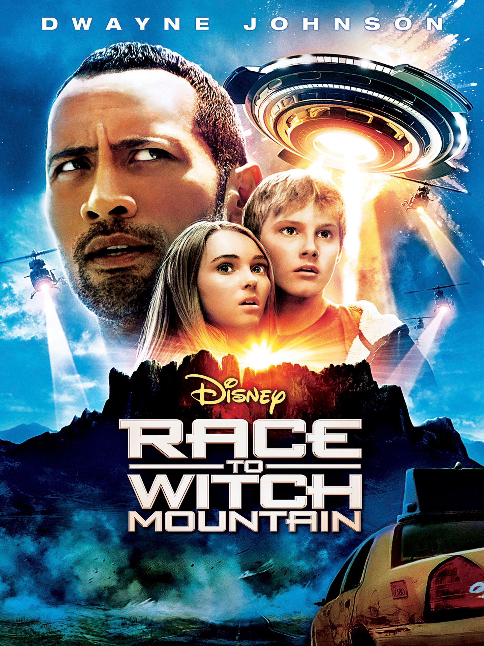 Race To Witch Mountain 2009 Imdb