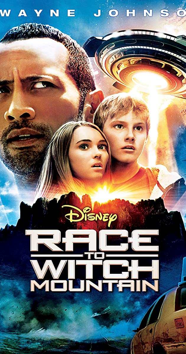 Subtitle of Race to Witch Mountain
