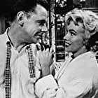 """""""The Seven Year Itch"""" Tom Ewell and Marilyn Monroe"""
