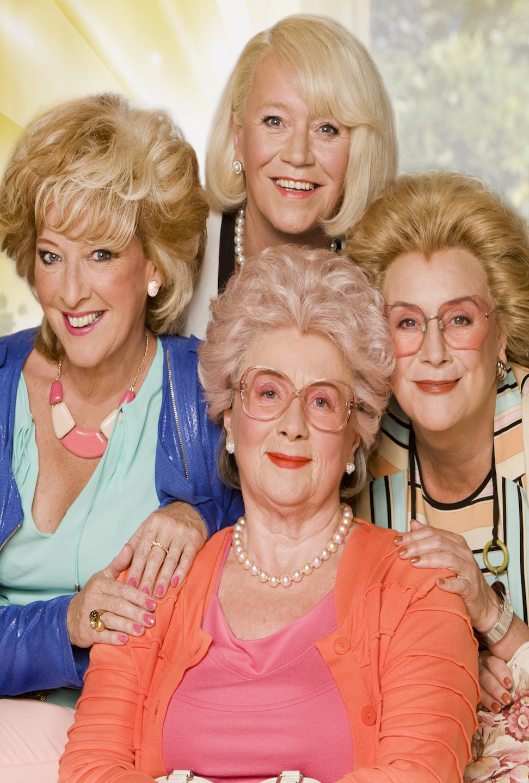Golden Girls Tv Series 2012 Imdb