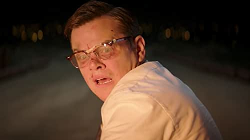 Suburbicon is a peaceful, idyllic suburban community with affordable homes and manicured lawns... the perfect place to raise a family, and in the summer of 1959, the Lodge family is doing just that. But the tranquil surface masks a disturbing reality, as husband and father Gardner Lodge (Matt Damon) must navigate the town's dark underbelly of betrayal, deceit, and violence.
