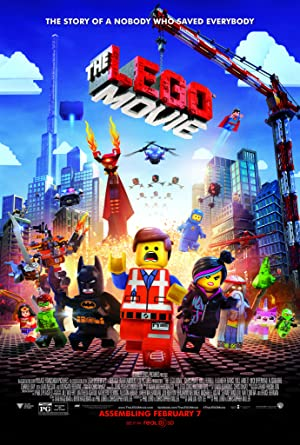 The Lego Movie full movie streaming