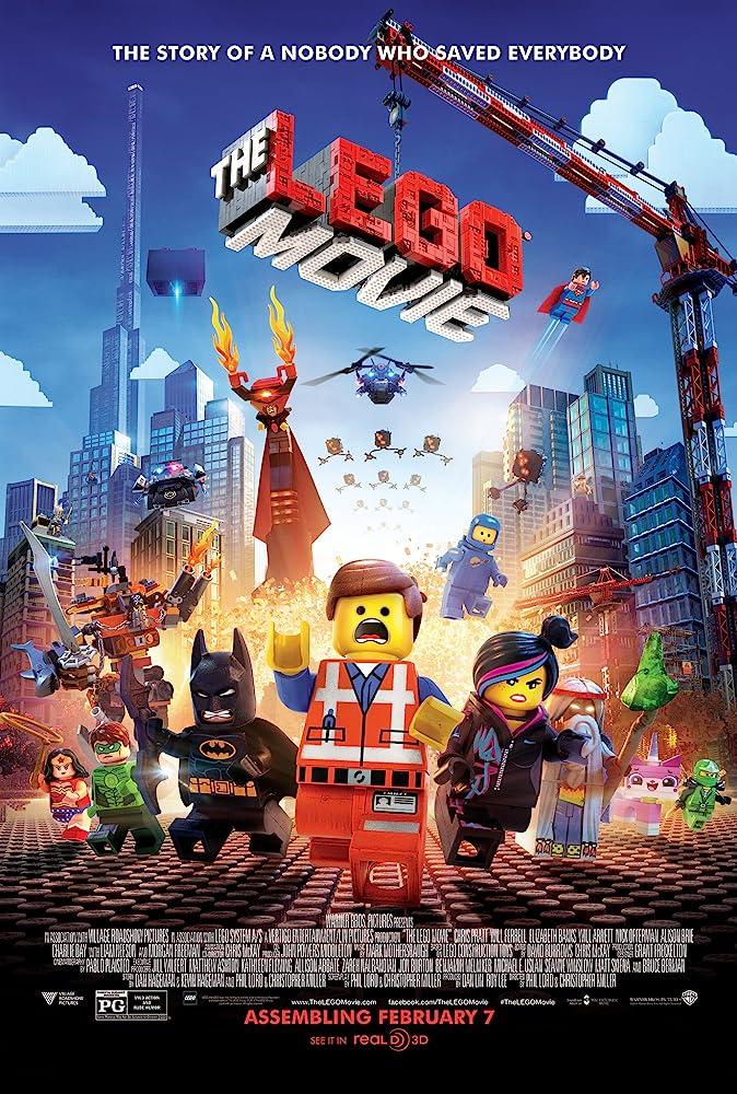 The Lego Movie (2014) 720p & 1080p