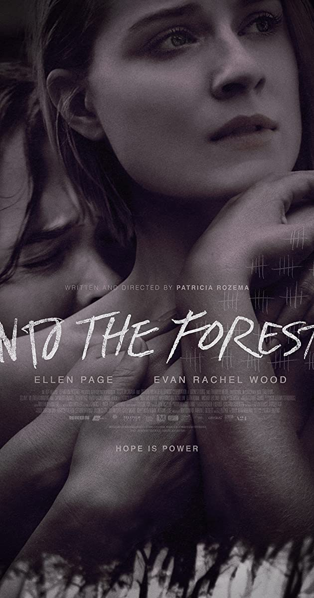 Subtitle of Into the Forest