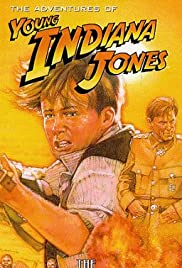 Young Indiana Jones and the Phantom Train of Doom Poster