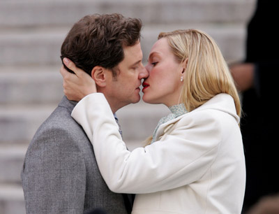 Colin Firth and Uma Thurman at an event for The Accidental Husband (2008)