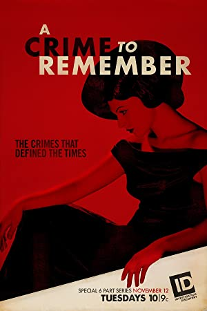 Where to stream A Crime to Remember