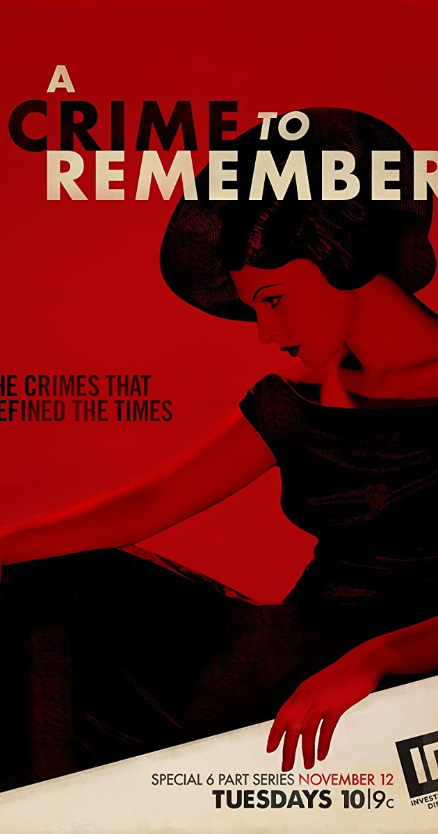 A Crime To Remember Tv Series 2013 Imdb