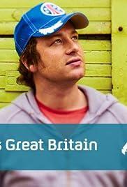 Jamie's Great Britain Poster