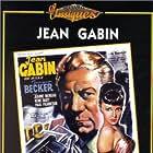 Jean Gabin and Jeanne Moreau in Touchez pas au grisbi (1954)