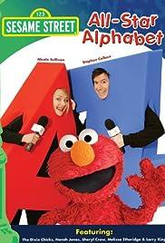 Sesame Street All Star Alphabet Video 2005 Imdb