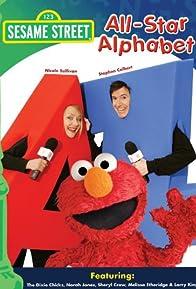 Primary photo for Sesame Street: All-Star Alphabet