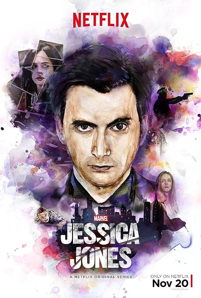 Jessica Jones S2 (2018) Episode 1-13 Subtitle Indonesia