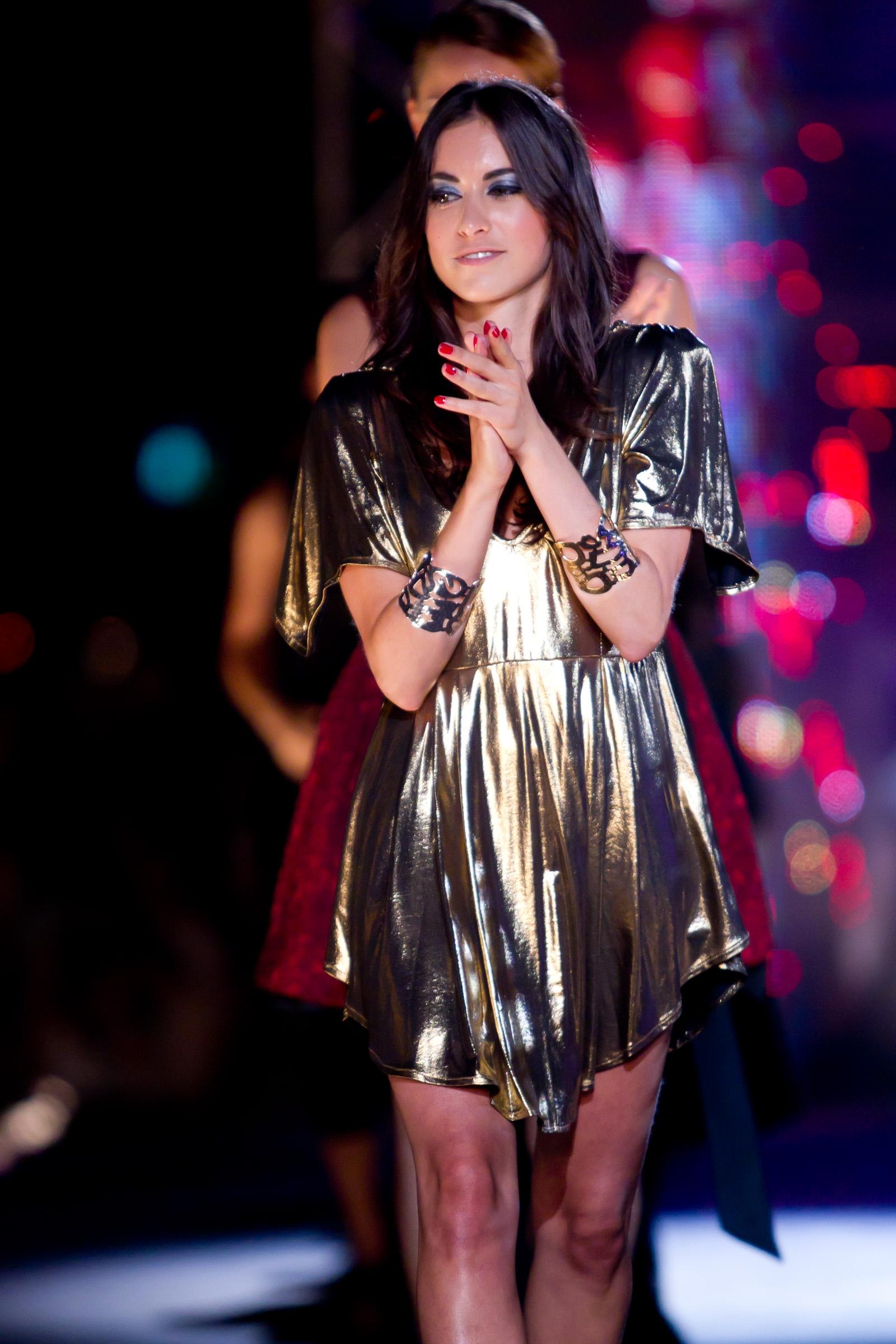 2011 Fashion and Design Festival - Celebrity Catwalk (Quebec)