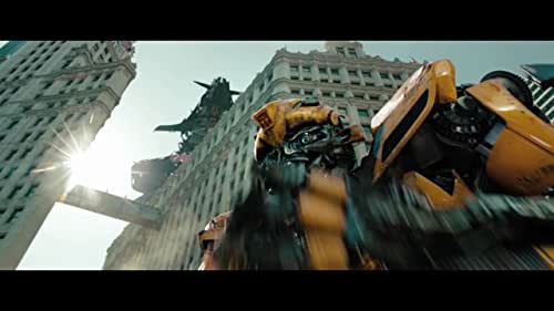 Transformers: Dark of the Moon -- Super Bowl Spot